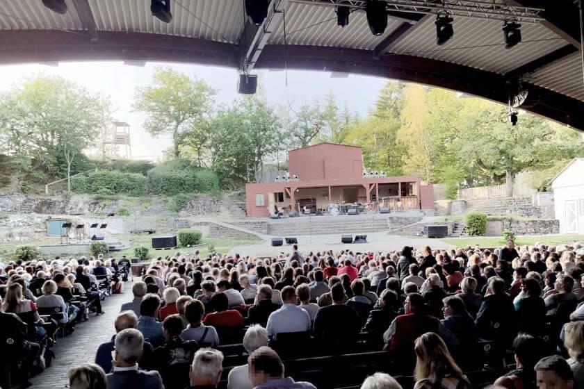 Titelbild Freilichtbühne Hallenberg
