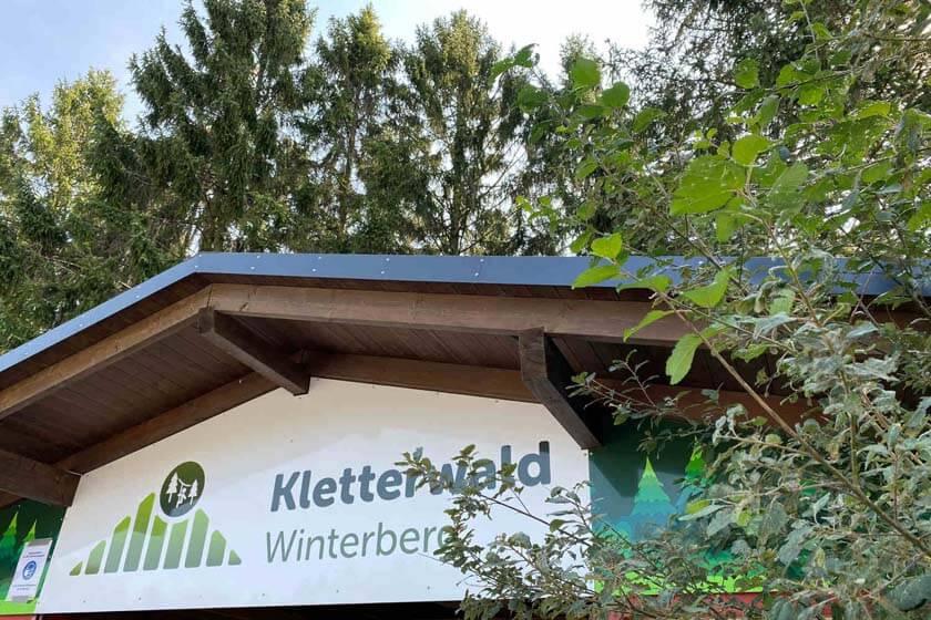 Titelbild Kletterwald Winterberg