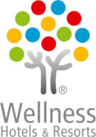Logo der Hotelkooperation Wellness Hotels und Resorts