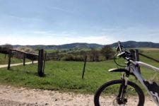 Mit dem Rad durchs Sauerland