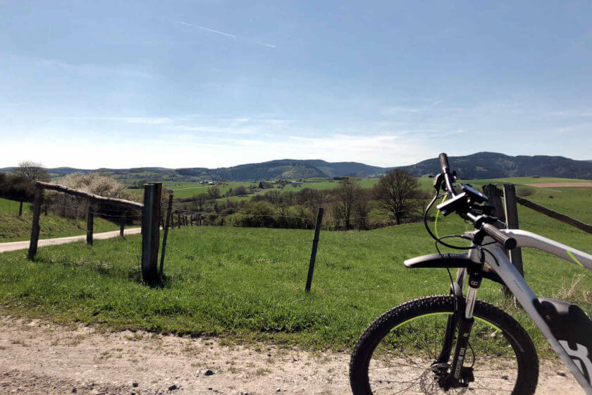 Titelbild Mit dem Rad durchs Sauerland