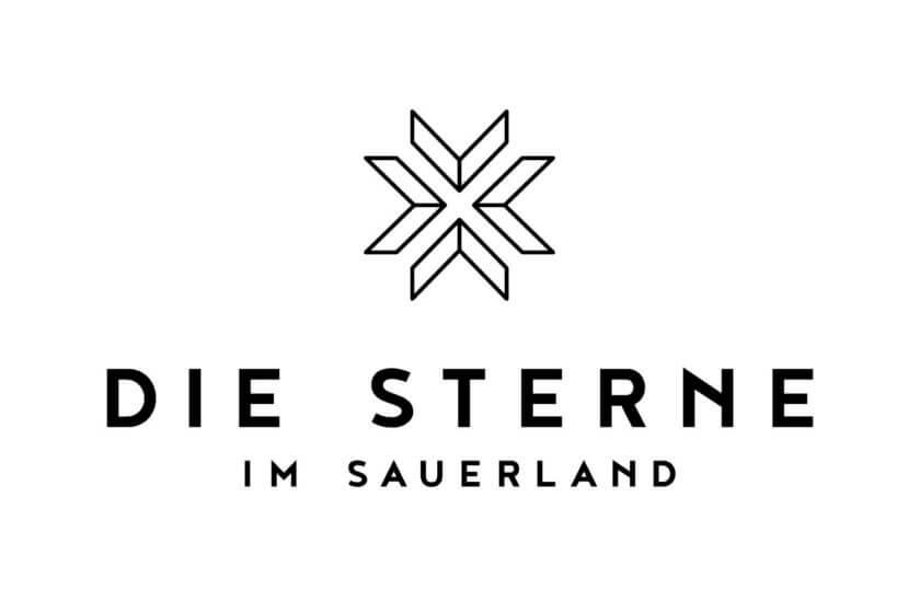 """Logo der Hotelkooperation """"Die Sterne im Sauerland"""""""